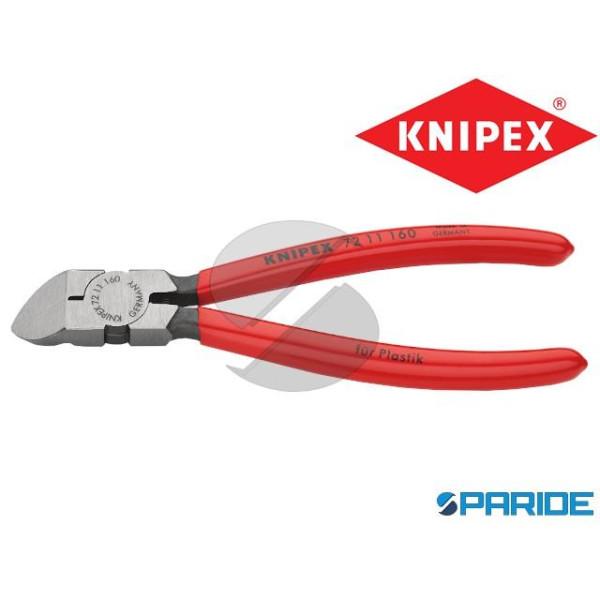 TRONCHESE PER RESINA SINTETICA 72 11 160 KNIPEX