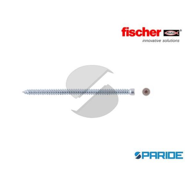 TURBOVITE FFSZ 7,5X152 T30 FISCHER ACCIAIO 532915