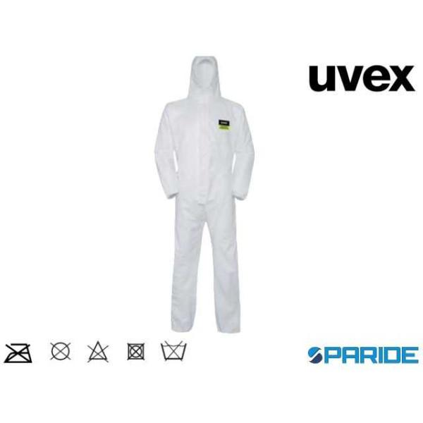 TUTA MONOUSO UVEX 5\6 CLASSIC 9876 TG XL