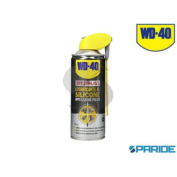 WD-40 LUBRIFICANTE AL SILICONE 400ML